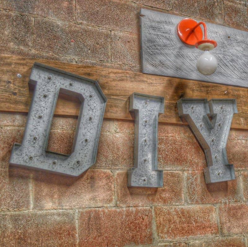 DIY grow light