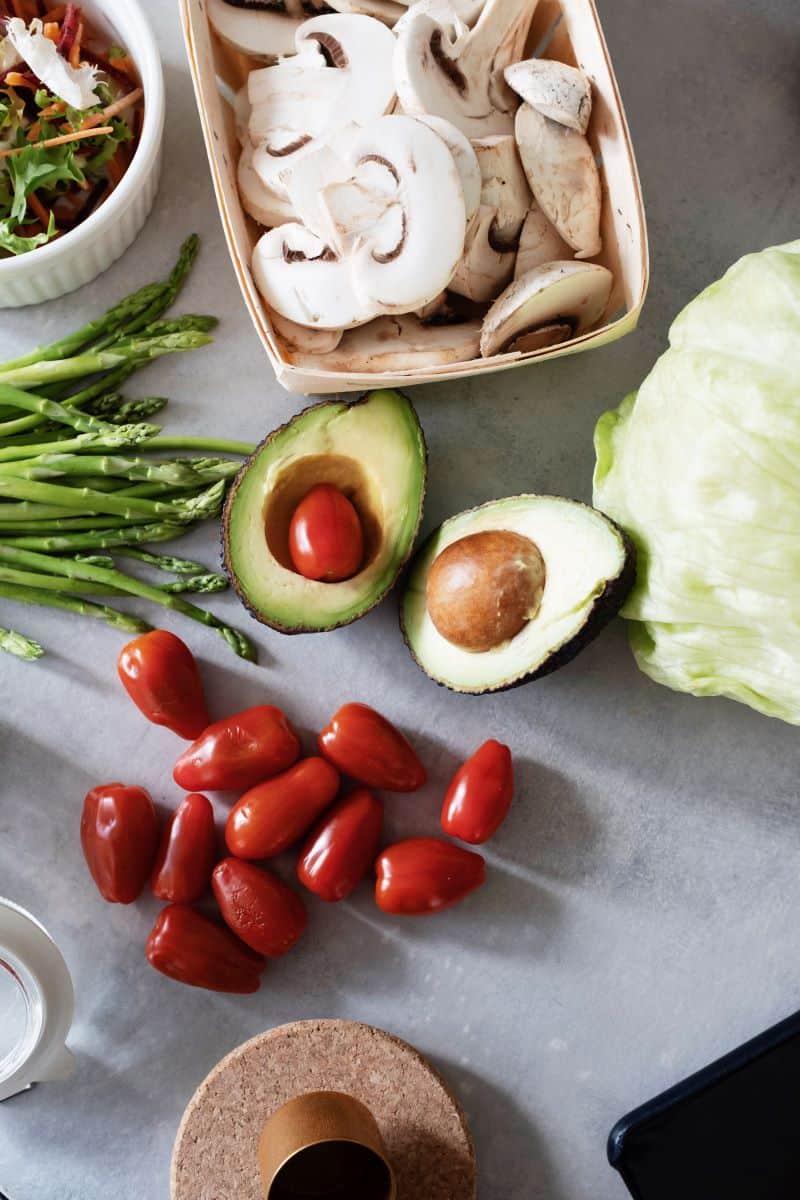 benefit of a vegetable garden