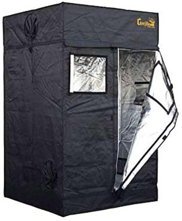 Gorilla Grow 4x4 Tent Lite Line