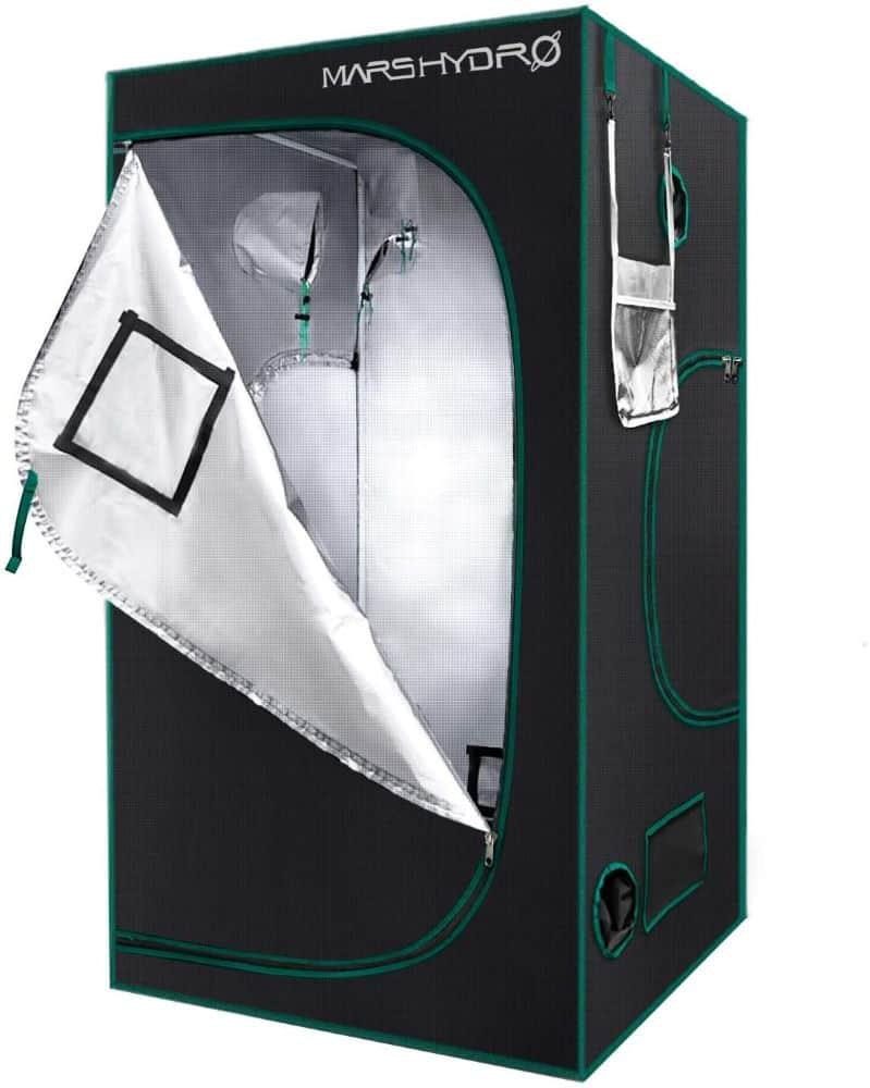 MARS HYDRO Grow Tent 4'x4'