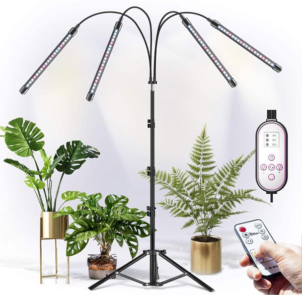 CXhome LED Grow Light with Stand