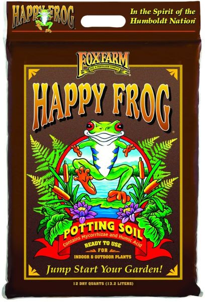FoxFarm FX14054 Happy Frog