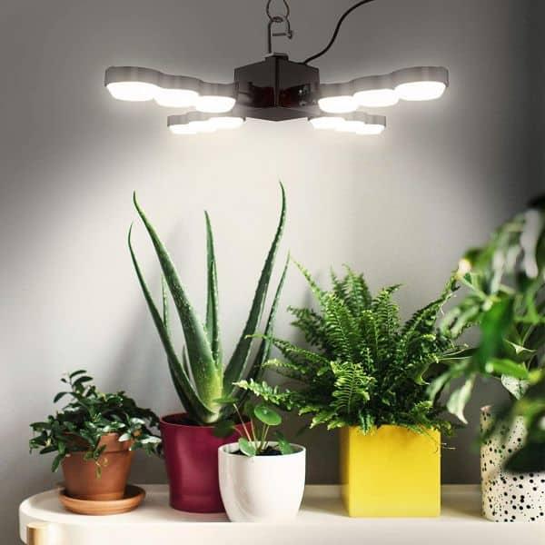 Sansi Upgraded 60W LED Grow Light