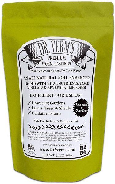 Dr. Verm's Premium Worm Castings