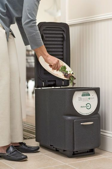 Electric Kitchen Composter