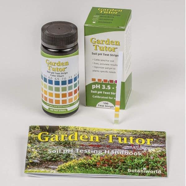 Garden Tutor Soil PH Test