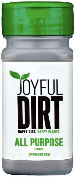 Joyful Dirt Premium Concentrated All Purpose Organic Plant Food