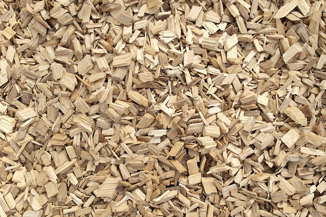 what are wood chips